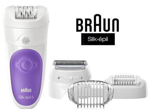 Braun Silk-épil 5 5-541 Wet & Dry