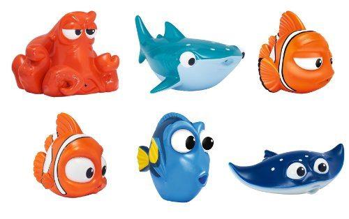 Bandai Buscando a Dory - Figuras de Baño