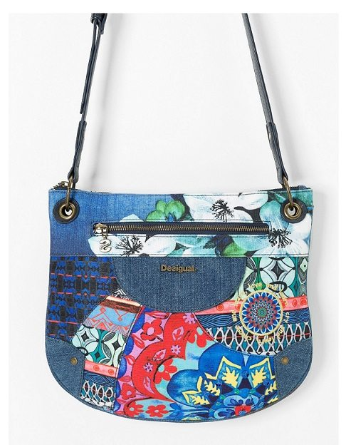 Bolso Desigual Brooklyn Culture Club