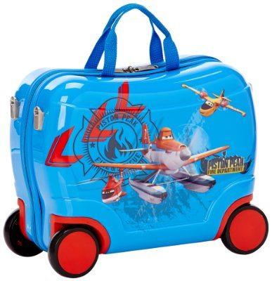 Disney Aviones Equipaje Infantil