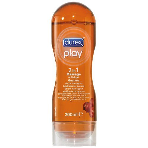 Durex - Play Lubricante Massage, Guaraná