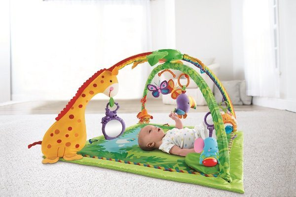 Gimnasio Fisher-Price