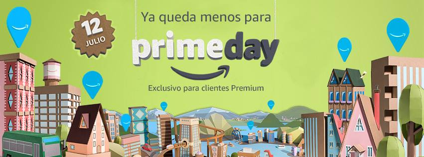 Ofertas en Amazon de Prime Day