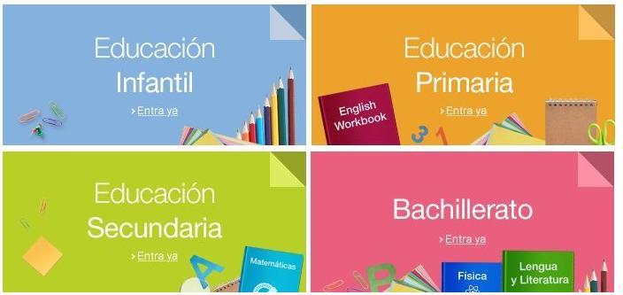 Libros de texto promoción Amazon
