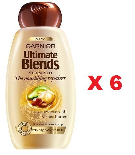 Pack 6 Garnier Ultimate Blends