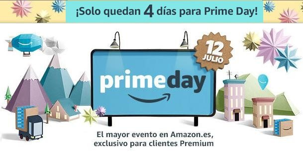 ¡Solo quedan 5 días para el Prime Day!