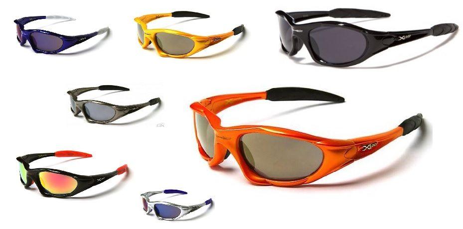 Gafas de sol deportivas polarizadas