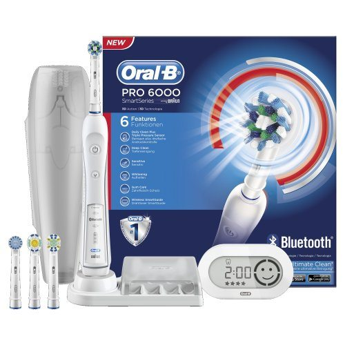 Oral-B White 6000 CrossAction