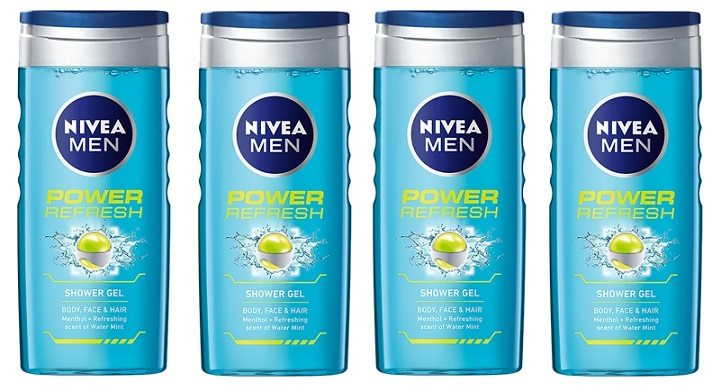 Pack Nivea Power refresh