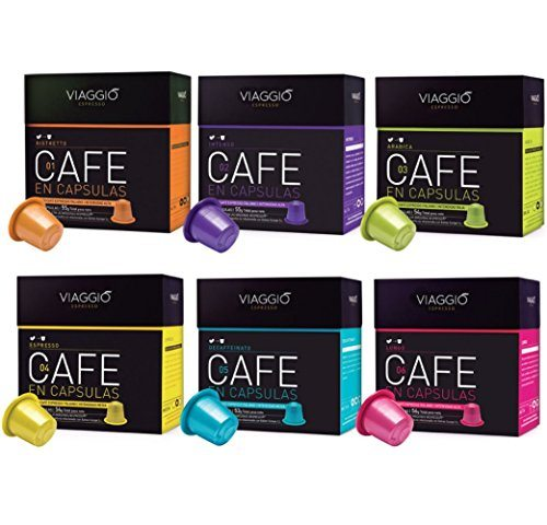 Pack de café surtido Nespresso