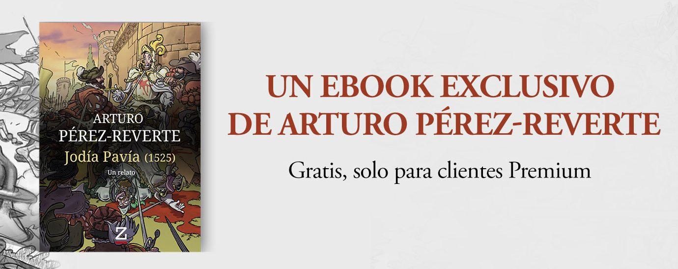 """""""Jodía Pavía"""" , de Arturo Pérez-Reverte,"""