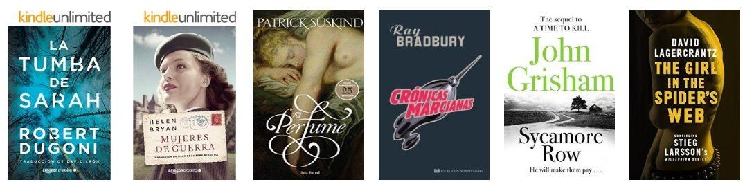 libros gratis en prime day