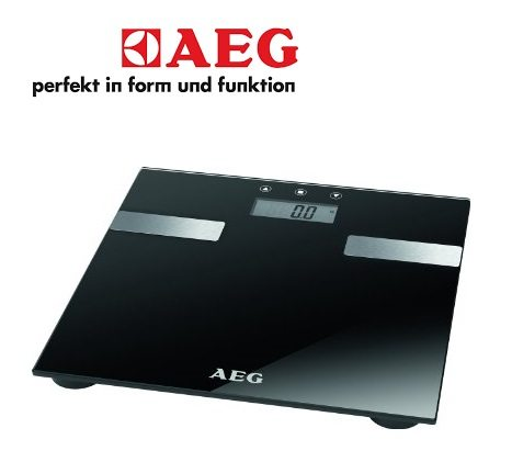 AEG PW 5644 - Báscula de análisis corporal