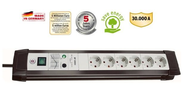 Brennenstuhl Premium-Line 30.000A