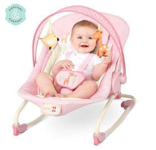 Comfort & Harmony 60114 - Mecedora a silla 2-en-1