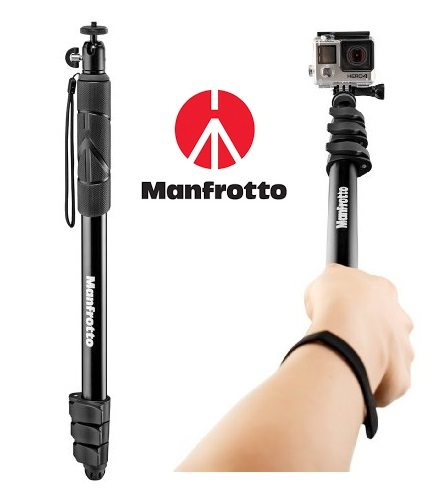 Monopié Manfrotto Compact Xtreme