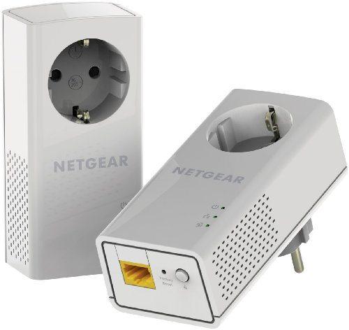 Netgear PLP1200-100PES - Kit de adaptadores
