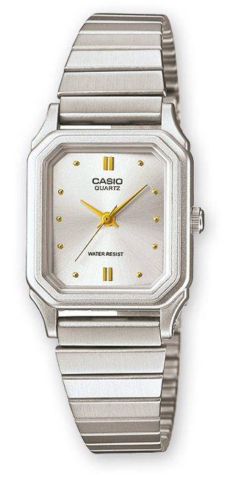 Reloj de estilo vintage LQ 400D 7AEF de Casio