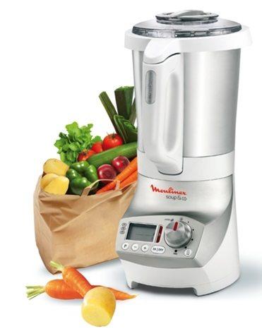 Robot de cocina MOULINEX Soup & Co LM903121