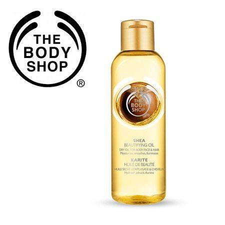 The Body Shop Aceite de belleza de Karité