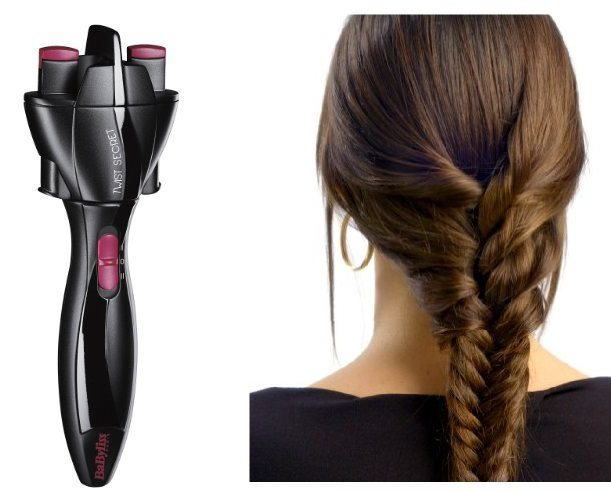 Trenzador de pelo BaByliss Twist Secret