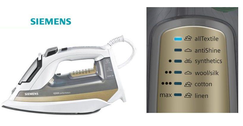 Siemens iQ500 perfectSelect