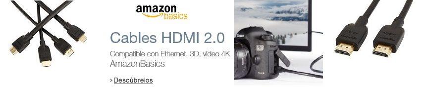 Selección de cables HDMI