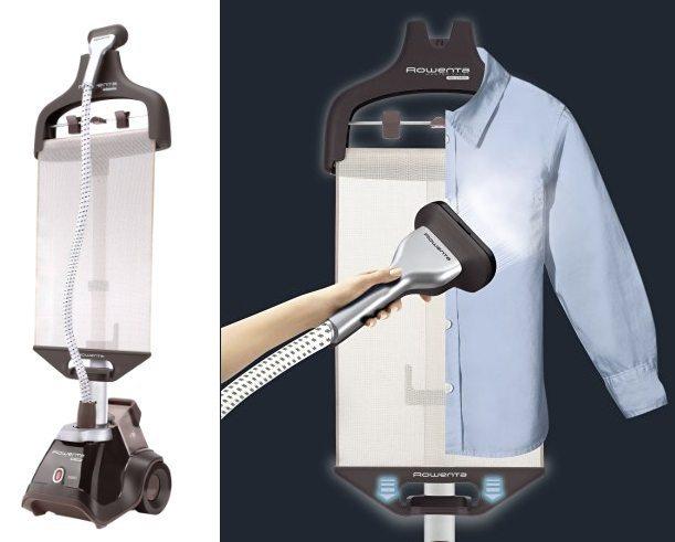 Rowenta Master Valet - Centro de planchado vertical