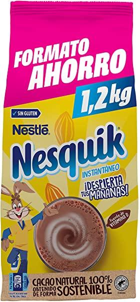 Nestlé NESQUIK Cacao Soluble Instantáneo
