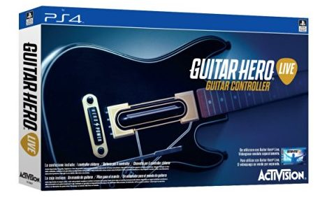 Nueva Guitarra Guitar Hero Live PS4 barata