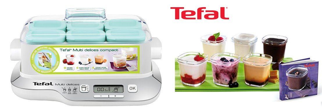 Tefal YG657120 - Yogurtera eléctrica