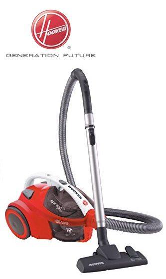 Hoover Sprint Evo SE 51 - Aspirador sin bolsa