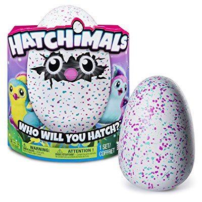 Huevos magicos Hatchimal