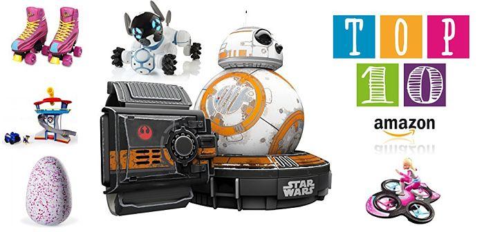 Los 10 juguetes que triunfarán estas Navidades