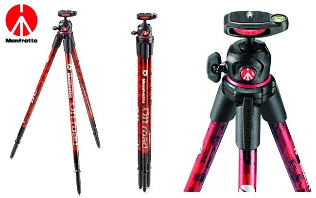 Manfrotto Off Road - Trípode barato