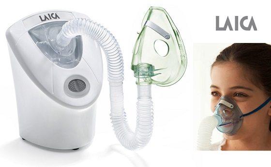 Nebulizador Ultrasónico Laica MD6026