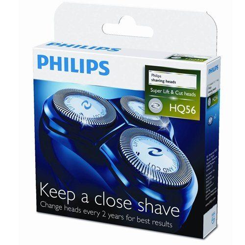 Philips HQ56/60 - Cabezales de afeitado para máquinas Philips SensoTouch
