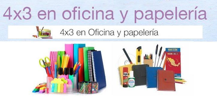 4x3 en Oficina y papelería