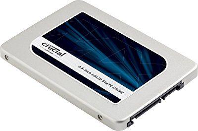 Crucial MX300 - Unidad de estado sólido interno de 525 GB