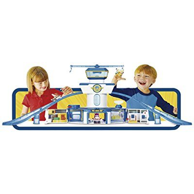 Super Wings - Aeropuerto internacional de Jett & Donnie