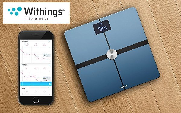 Withings Body - Báscula WiFi