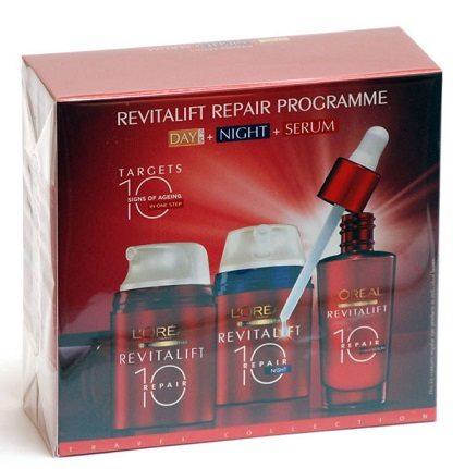 Set Revitalift repair programme loreal