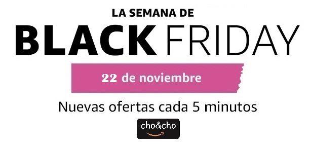 ¡Semana del Black Friday! Descubre las ofertas del día. Martes