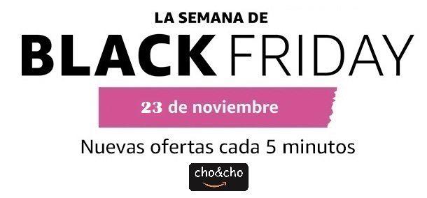 ¡Semana del Black Friday! Descubre las ofertas del día. Miercoles