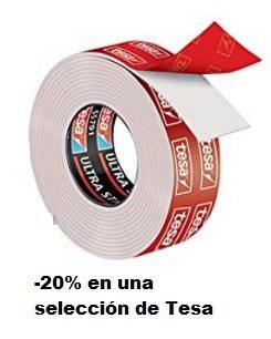 -20% en una selección de Tesa