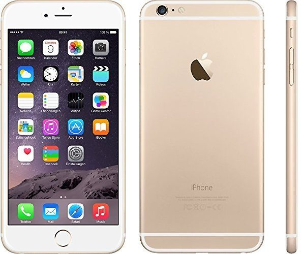 Apple iPhone 6 Plus - Smartphone libre iOS