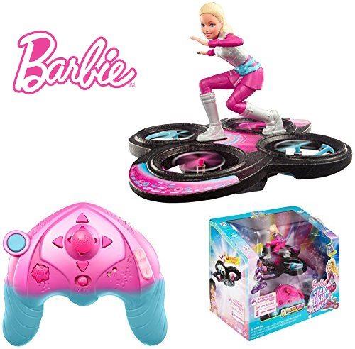 Barbie - Dron galáctico RC aventura en el espacio