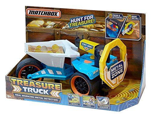 Camión El Cazador de Tesoros de Matchbox