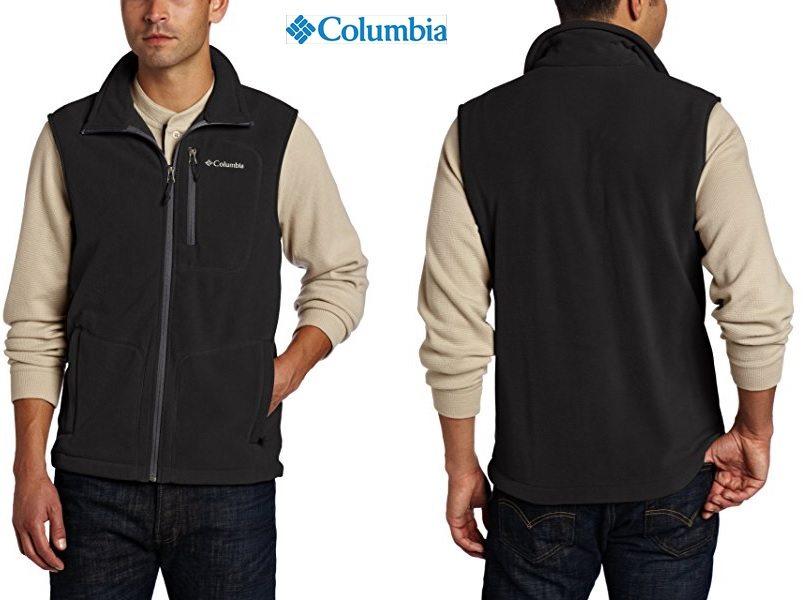 Columbia Fast Trek Fleece Vest - Chaleco
