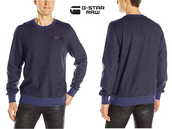 G-STAR Raw Sudadera Core Sweater